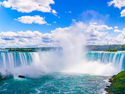 آبشار نیاگارا را بیشتر بشناسید + تصویر