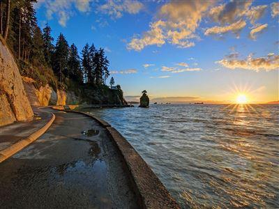 پارک استنلی ونکوور را بهتر بشناسید + تصویر