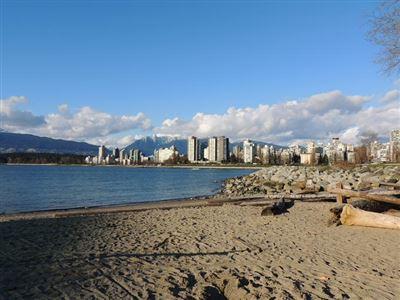 آشنایی با ساحل کیتسیلانو در ونکوور
