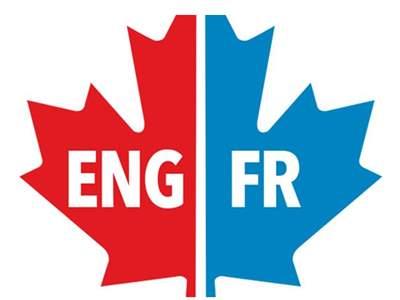 زبان مردم کانادا چیست؟