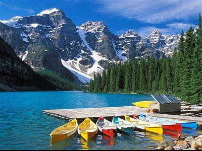 معرفی پارک ملی بنف قدیمی ترین پارک ملی در کشور کانادا