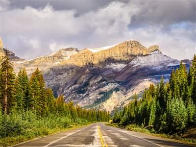 معرفی کوهستان ها و کوه های معروف کانادا